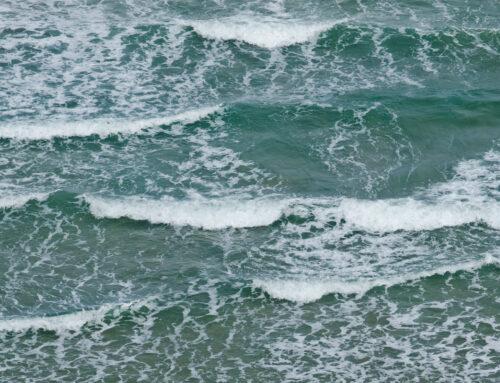 Sí, el mar está subiendo