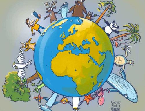 #UnidosporlaBiodiversidad